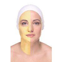 24 karat gold rejuvenation mask